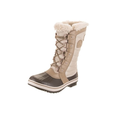Sorel Womens Tofino II Fabric Round Toe Knee High Cold Weather Boots