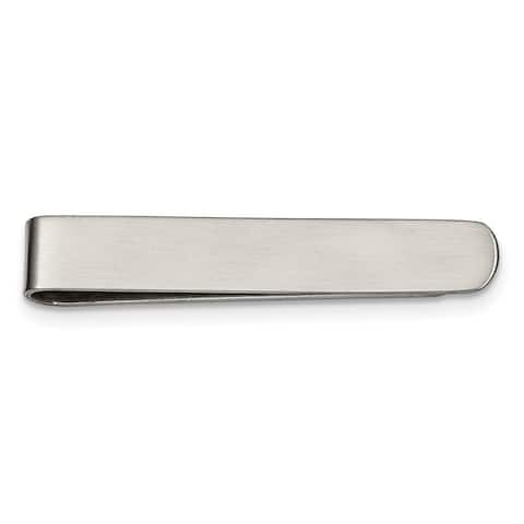 Chisel Srm109 Stainless Steel Brushed Money Clip