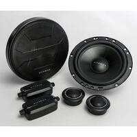 """Hifonics Zeus 6.5"""" Component Speaker 300 Watts Maxx"""