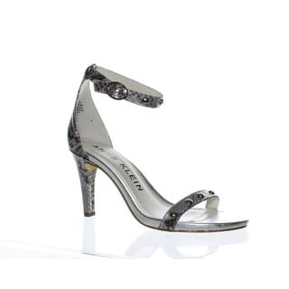 18bd7b5027d Anne Klein Womens Haedyn Fabric Round Toe Classic Pumps. 3 of 5 Review  Stars. 1. Quick View