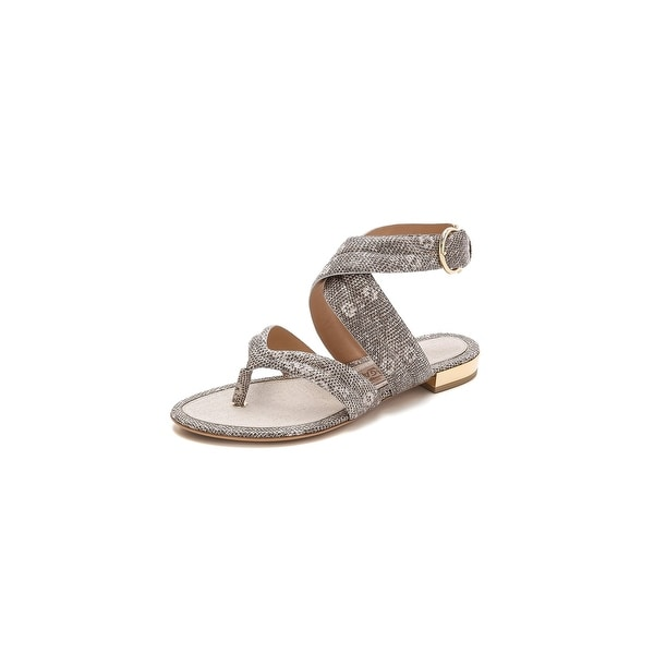 Salvatore Ferragamo NEW Beige Women's Shoes 7.5M Magritta Sandal