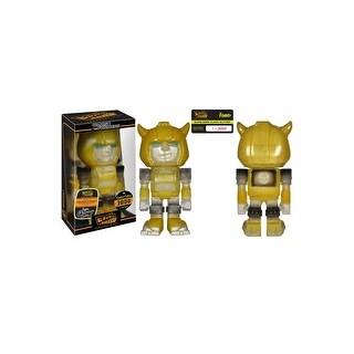 Funko Hikari Transformers - Bumblebee Clear Glitter - Multi