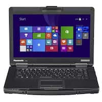 Panasonic Toughbook 54 14  Inch Touchscreen Notebook CF-54F3001KM 14- Inch Semi-Rugged Laptop