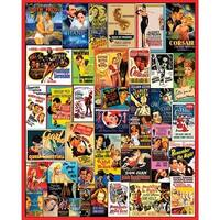 """Movie Posters - Jigsaw Puzzle 1000 Pieces 24""""X30"""""""