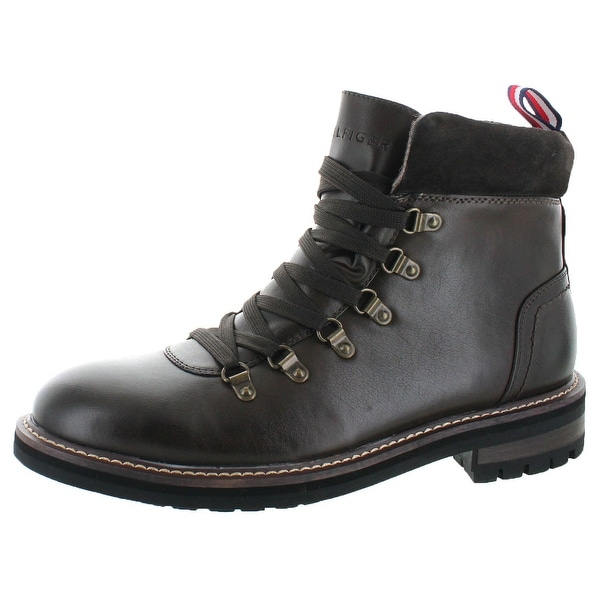 Tommy Hilfiger Halex Men's Leather Hiking Boots