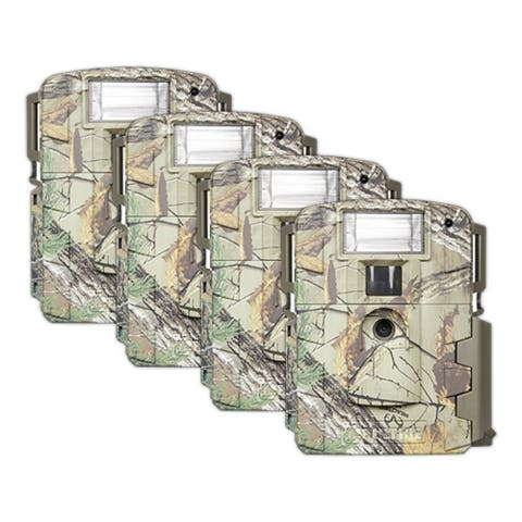 Moultrie White Flash Game Camera (4-Pack) White Flash Game Camera