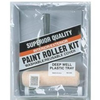 Linzer RS693 Paint Roller And Tray Set