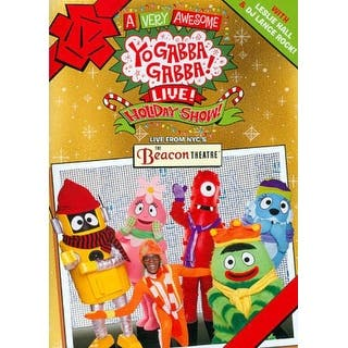 yo gabba book at overstock com