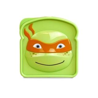 Nickelodeon Teenage Mutant Ninja Turtles Sandwich Sav'R Michelangelo, Orange