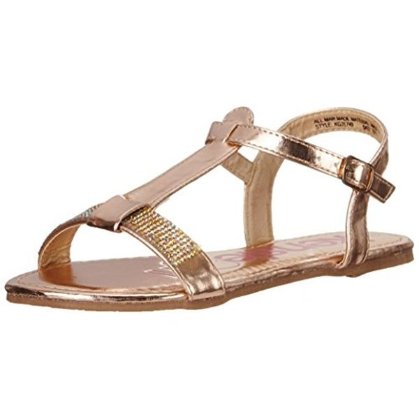 Kensie Girl Girls Flat Sandals Rhinestone
