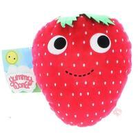 """Yummy World 10"""" Designer Plush: Sassy Strawberry - multi"""