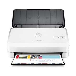 HP L2759A-BGJ Document scanner