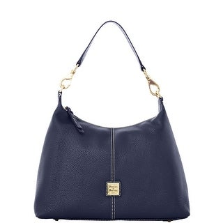 Dooney & Bourke Pebble Grain Juliette Hobo (Introduced by Dooney & Bourke at $268 in Sep 2013) - Marine