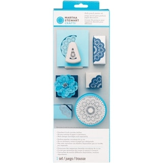 Martha Stewart Doily Punch Starter Kit
