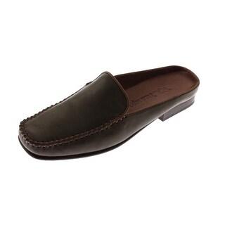 RZ Design Womens Glove Textured Casual Loafers - 5.5 medium (b,m)