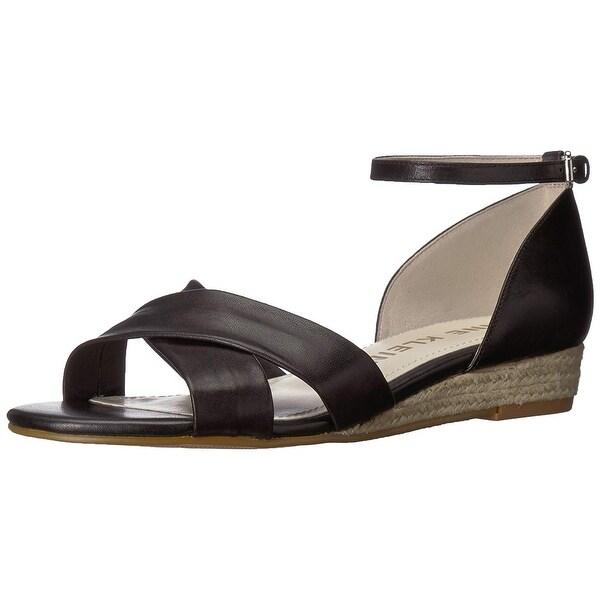 51a58912c29 Shop Anne Klein Women s Nanetta Espadrille Wedge Sandal - Free ...