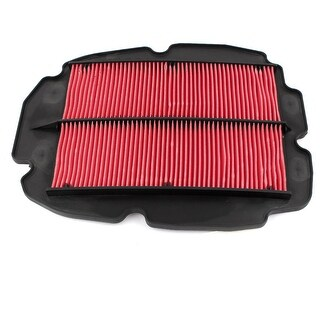 Unique Bargains Motorbike Air Intake Filter Replacement for Honda VFR800