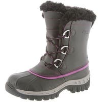 Bearpaw Boots Girls Kelly Winter Waterproof Warm