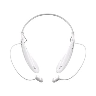 LG Tone Ultra Bluetooth Stereo Headset - White (HBS-800)