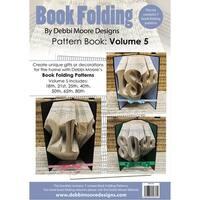 Debbi Moore Book Folding Pattern Book-Volume 5, 7 Designs