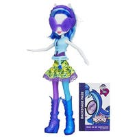 My Little Pony Equestria Girls DJ PON-3 Doll Neon Rainbow Rocks.