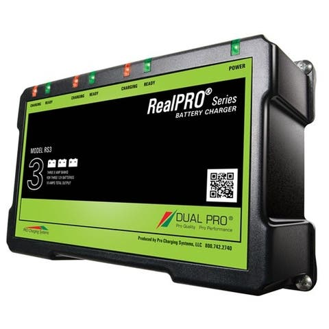 Dual Pro RealPRO Series Battery Charger - 18A Battery Charger
