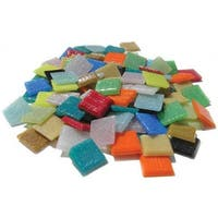 Mosaic Mercantile - Classic Mosaic Tiles - Assortments - Assorted Colors - 1/2 lb. Bag