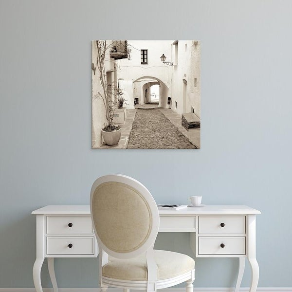 Easy Art Prints Alan Blaustein's 'España #2' Premium Canvas Art