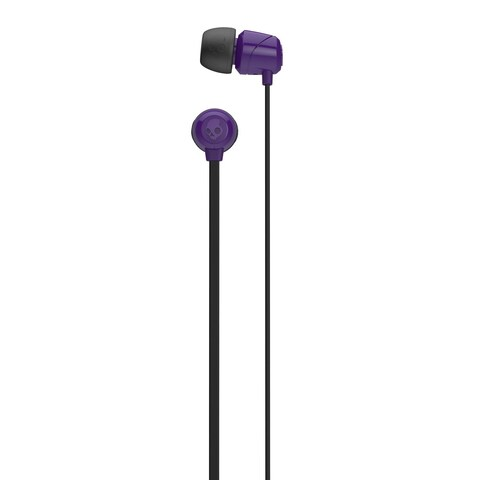 Skullcandy JIB Noise Isolating Earbuds - Purple - 5.1 x 2.6 x 1.3