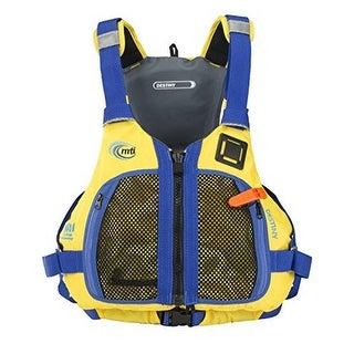 Mti Unisex Adventurewear Destiny Life Jacket, Lemon Yellow, S/M