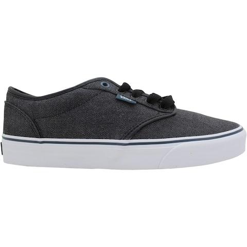 Vans Atwood Textile/Black/Orion Skate Sneakers VNOOOKC47AD Men's