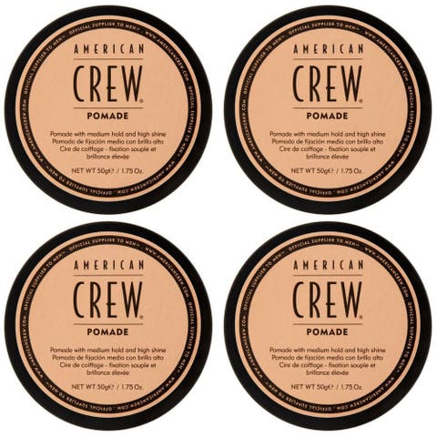 American Crew Pomade Cream 3.53 oz (4 Pack) - (Not update Inventory)