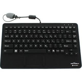 Seal Shield SW87P2 Seal Shield Seal Pup Silicone All-in-One Keyboard - Cable Connectivity - USB InterfaceTouchPad -|https://ak1.ostkcdn.com/images/products/is/images/direct/5350a176f1d6452be95824f640a893ae5ad37d4b/Seal-Shield-SW87P2-Seal-Shield-Seal-Pup-Silicone-%26quot%3BAll-in-One%26quot%3B-Keyboard---Cable-Connectivity---USB-InterfaceTouchPad--.jpg?impolicy=medium
