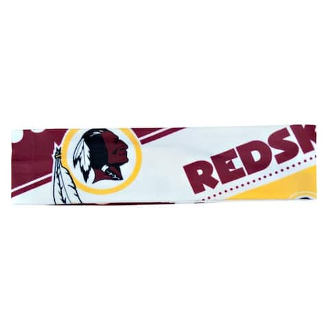 Washington Redskins Stretch Patterned Headband