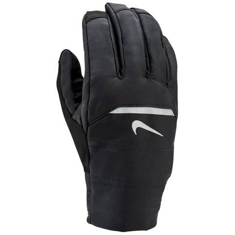 Nike Men's Everyday Gloves Large Aeroshield Running Logo $40