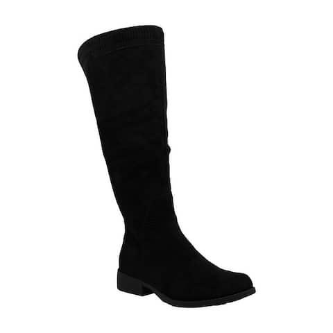 American Rag Womens Tamar Closed Toe Knee High Fashion Boots