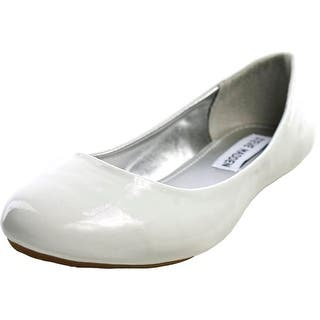 Steve Madden P-Heaven Round Toe Synthetic Flats https://ak1.ostkcdn.com/images/products/is/images/direct/535664311984012a9e8d6b25aadbaa45a0777508/Steve-Madden-P-Heaven-Round-Toe-Synthetic-Flats.jpg?impolicy=medium