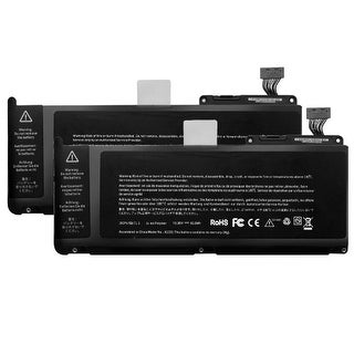 Battery for Apple 6615391 / A1331 (2-Pack) Replacement Battery