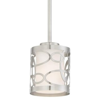 Kovacs P5711-084 1 Light Mini Pendant from the Links Collection