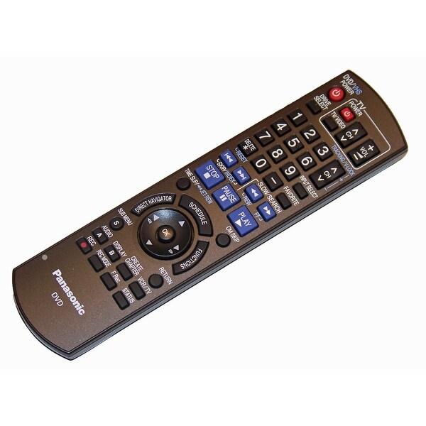NEW OEM Panasonic Remote Control Originally Shipped With DMREZ48V, DMREZ48VK