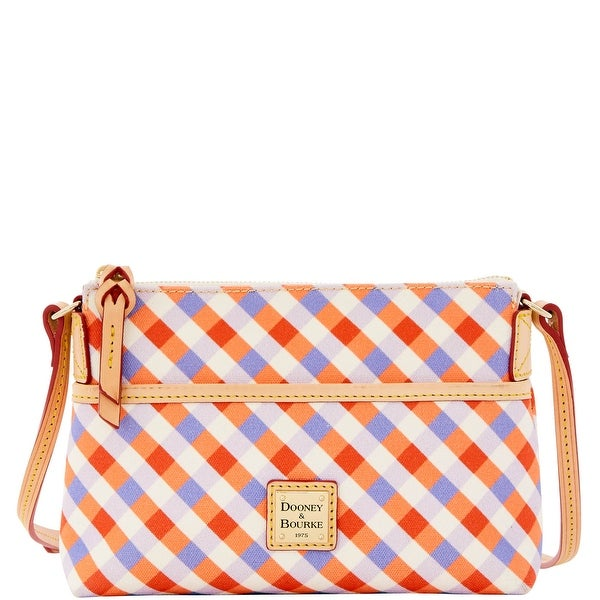 Dooney & Bourke Elsie Ginger Crossbody (Introduced by Dooney & Bourke at $128 in Apr 2016) - geranium lavender