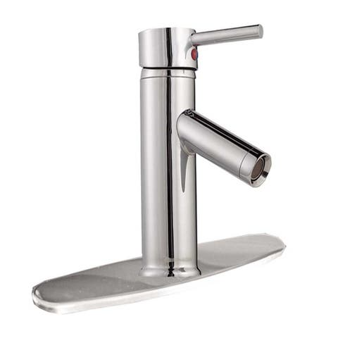 Widespread Faucet Single Hole Chrome Plate Renovators Supply