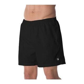 Fila Men's Fundamental Clay Short Black