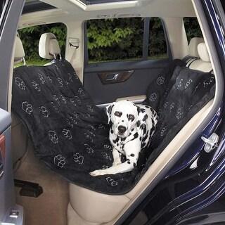 Cruising Companion Hammock Car Seat Cover - Black - One Size