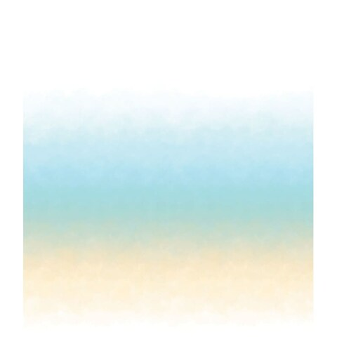 """Brewster 2657-01862 108"""" x 72"""" - Horizon Turquoise - Unpasted Vinyl Mural - 4 Panels - N/A"""