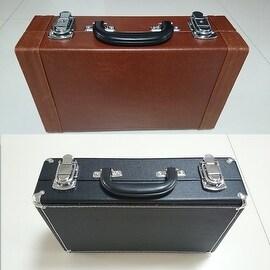 Sowell Professional Italian Vintage 17 Key Black Bb Clarinet With Master Case