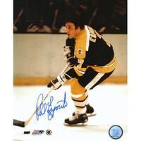 Phil Esposito signed Boston Bruins 8x10 Photo