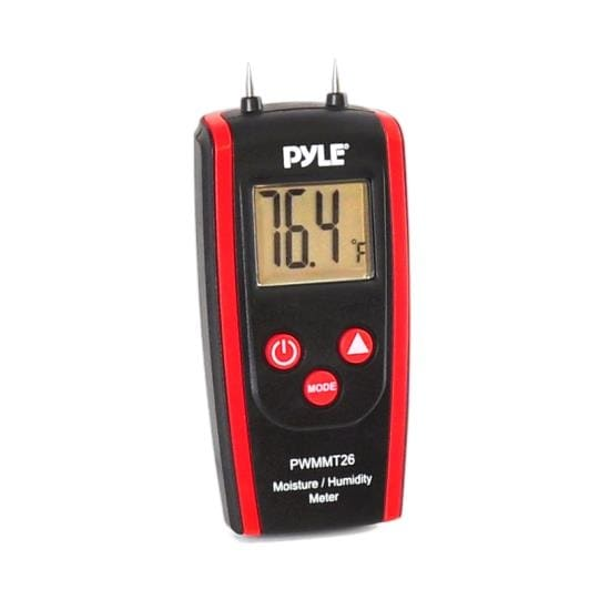 Digital Moisture/Humidity Meter (for Wood, Cement, Mortar)