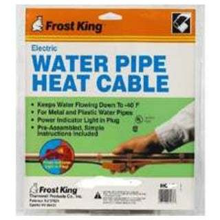 Frost King HC30 Cold Weather Valve and Pipe Heating Cable, 30 Feet