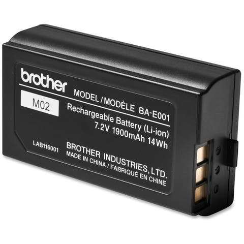 Brother mobile solutions bae001 li-ion rechargeable battery pack